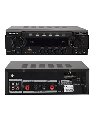 OSAWA Hd-510 Stereo Anfi 100Watt USB/MP3/SD