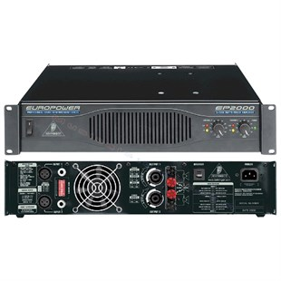 Behringer EP2000 Power Anfi 2x1000 Watt